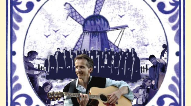 24 november a.s. optreden van Ernest Beuving met band in samenwerking met Just4Fun in de Belte
