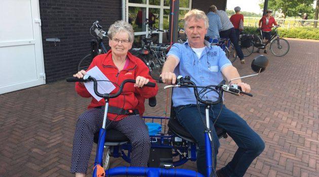 Samen fietsen? Huur de DUOfiets!