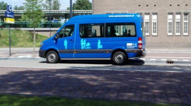 De Buurtbus is jarig: al 40 jaar openbaar vervoer voor de dorpen