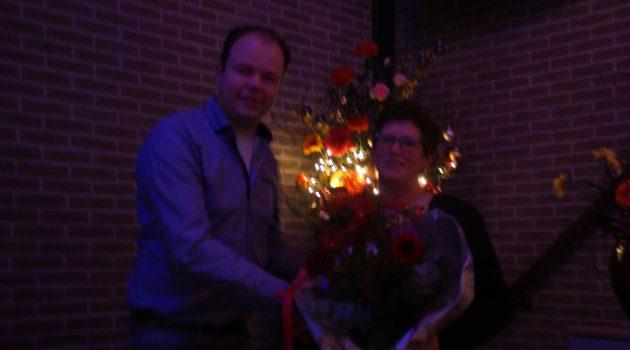 Trees Blankhorst vrijwilligster van het jaar