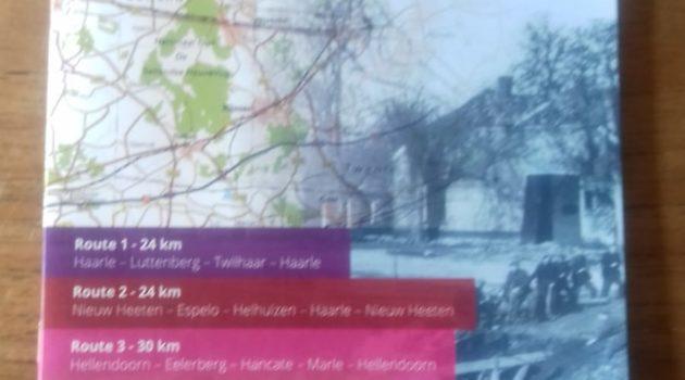 Fietsroute 'Bevrijding rondom de Sallandse Heuvelrug'