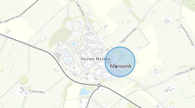 Informatie avond plan Marissink