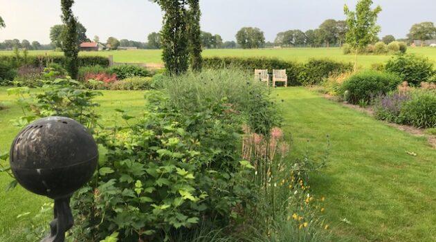Open tuin dag 10 en 11 juli